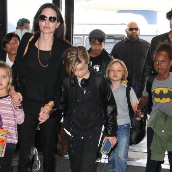 Брэдд Питт и Анджелина Джоли договорились о воспитании детей