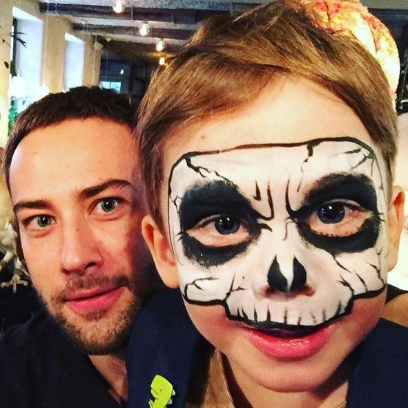 Дмитрий Шепелев опубликовал новую фотографию сына