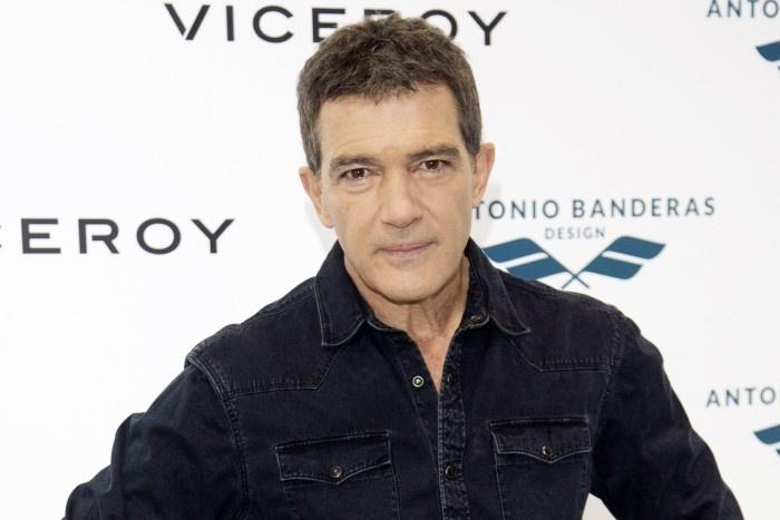 Антонио Бандерас вышел в свет после операции на сердце