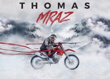 Thomas Mraz с сольным концертом в Brooklyn Hall