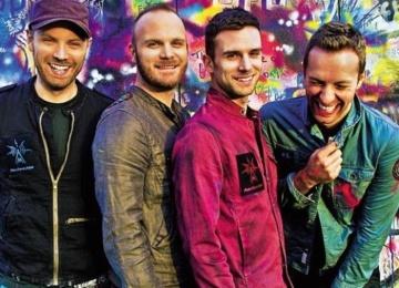Coldplay выпустили красочный видеоролик