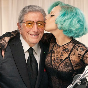 Lady Gaga и Tony Bennet сняли совместный ролик «But Beautiful»
