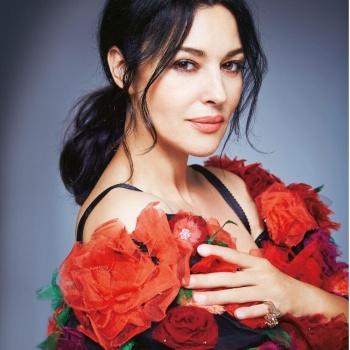 Моника Беллуччи стала главной звездной на кинофестивале в Сан-Себастьяне