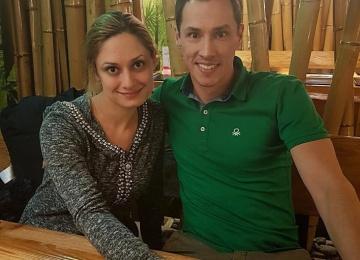 Карина Мишулина познакомила с Тимуром Еремеевым своих детей