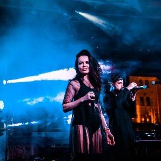 Елена Князева презентовала новый альбом «Больше, чем голая»