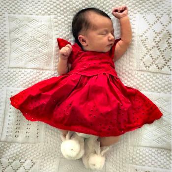Дочь Дмитрия Хворостовского впервые стала мамой
