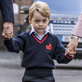Герцоги Кембриджские скрывают от принца Джорджа его будущее