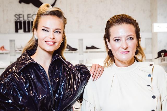Состоялся московский Fashion's Night Out 2018