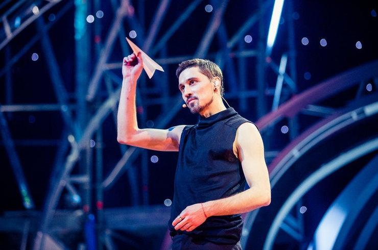 Даша Клюкина выступила на новом шоу Билана