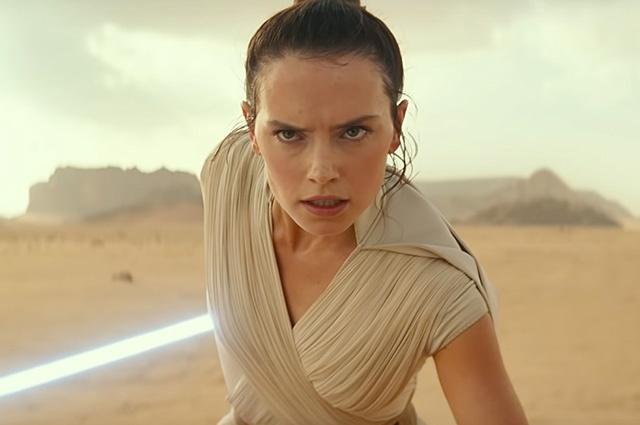 Появился первый трейлер заключительной части «Звездных войн»
