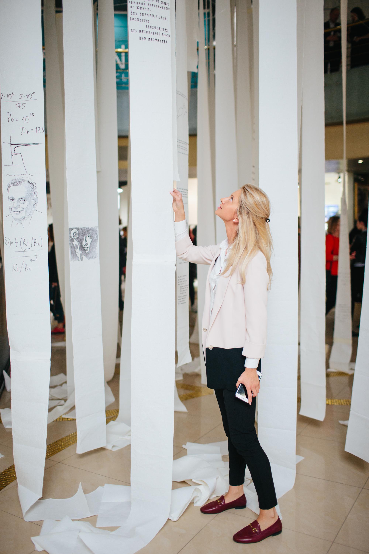 Фотоотчет с открытия инсталляции «ЧАСТНАЯ ТЕРРИТОРИЯ» в рамках Московской биеннале современного искусства